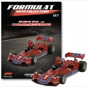Formula 1 Auto Collection Brabham bt 45b Alfa Romeo (1976)