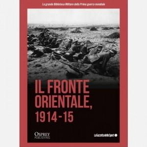 La grande Biblioteca Militare della Prima guerra mondiale Il Fronte Orientale 1914-15