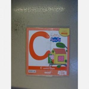 OGGI - Scopri l'alfabeto con Peppa Pig C come casa