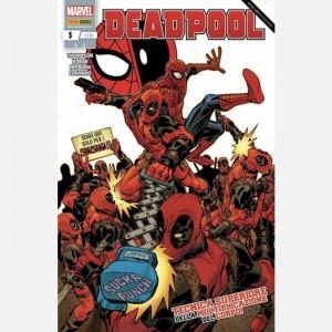 Deadpool Deadpool 124