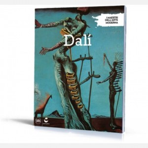I maestri dell'arte moderna (ed. 2019) Dalì