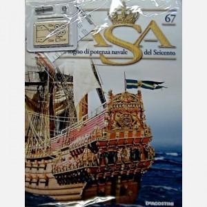 Costruisci il maestoso Vasa Decorazione C46, Canna cannone, Affusto e ruote, maniglioni, Tondino diam. 2 x 40 mm