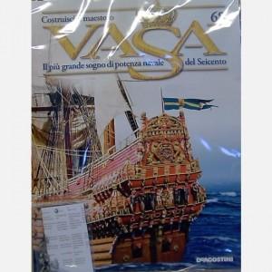 Costruisci il maestoso Vasa Secchi, Cavaliere con scudo C13, C19, Figura decorativa C58a, C58b, C58c