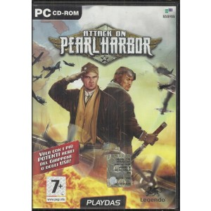 ATTACK ON PEARL HARBOR (PC CD-ROM)