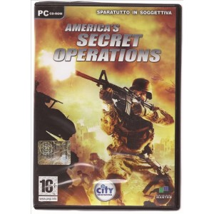 AMERICA'S SECRET OPERATIONS (PC CD-ROM)