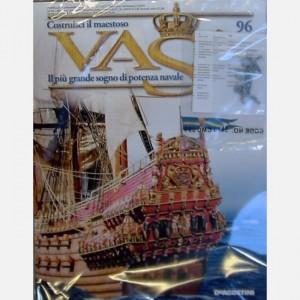 Costruisci il maestoso Vasa Decorazioni C91a, C91b, C91c, C91d, C91g, C91h, C91j, C91m (8 pezzi), Teste di leone C20
