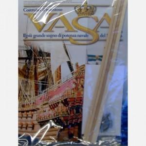 Costruisci il maestoso Vasa Decorazione C98, C99, C100, C101, C102, C103, C104, C105, Listelli da 1,5 x 5 x 300 mm, Listelli da 0,5 x 6 x 300 mm