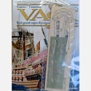 Costruisci il maestoso Vasa Componenti dello sperone, Decorazioni in ottone