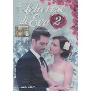 Le Tre Rose di Eva 2 - Episodi 7-8-9 (DVD)