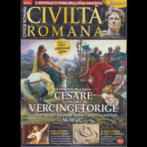 Civilta' Romana - n. 3 - bimestrale - dicembre - gennaio 2019