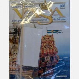 Costruisci il maestoso Vasa Decorazioni C115, C116, C117, C118, C119, C120, C121, Listello da 2 x 5 x 300 mm, Decorazioni C124