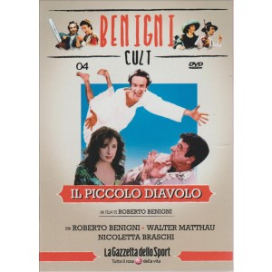 Benigni Cult - Il piccolo diavolo - Roberto Benigni, Nicoletta Braschi (DVD)