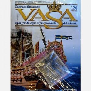 Costruisci il maestoso Vasa Decorazioni tra le porte del ponte C166, C167, C168 (set of 3pcs), Decorazioni C170, C171 (set of 2pcs), Bigotte 3 mm, Mezze canne C174