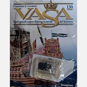 Costruisci il maestoso Vasa Vela S4, Figurino C60