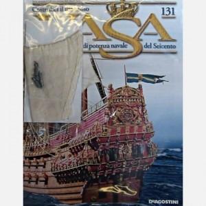 Costruisci il maestoso Vasa Vela S4, Figurino C60, Decorazioni C62