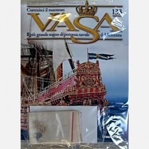 Costruisci il maestoso Vasa Vela S6, Decorazione C170, Decorazione C171