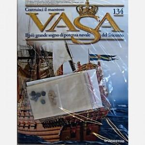 Costruisci il maestoso Vasa Vela S7,Decorazione C170, Decorazione C171, Decorazioni portelli cannoniere C20