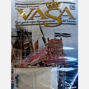 Costruisci il maestoso Vasa Vela S9, Decorazioni portelli cannoniere C20