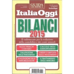 BILANCI 2015 - GUIDA GIURIDICA di Italia Oggi