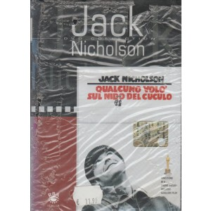 DVD #1 - Qualcuno volò sul nido del cuculo - Jack Nicholson Collection