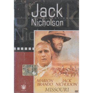 DVD #28 - Missouri - Jack Nicholson Collection