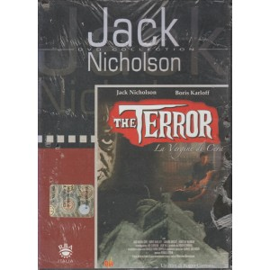 DVD #32 - The terror - la vergine di cera - Jack Nicholson Collection