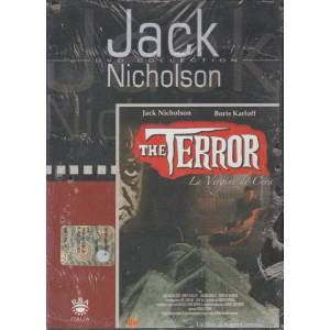 DVD #32 - The terror - la vergine di cera - Jack Nicholson Collection