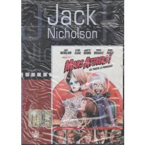 DVD #24 - Mars attacks! - Jack Nicholson Collection