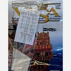 Costruisci il maestoso Vasa Vela S10, Listelli da 1x3x300 mm, Palle di cannone 2 mm ( M0749 )