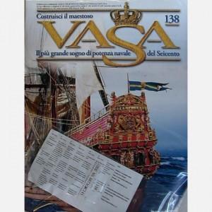 Costruisci il maestoso Vasa Uscita n.138