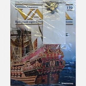 Costruisci il maestoso Vasa Uscita n.139