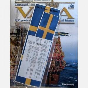 Costruisci il maestoso Vasa Uscita n.140