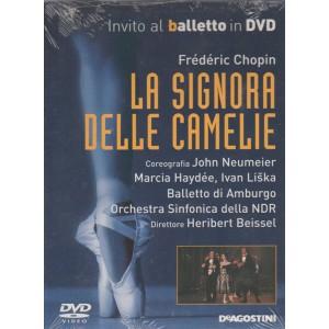 Invito al balletto in DVD #12 - La signora delle Camelie - Frèdèric Chopin