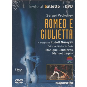 Invito al balletto in DVD #3 - Romeo e Giulietta - Sergei Prokofiev