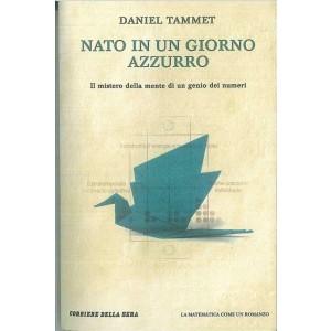 Nato in un giorno azzurro di Daniel Tammet-Matematica come romanzo