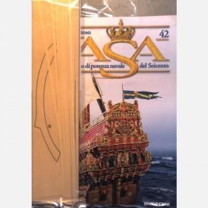 Costruisci il maestoso Vasa Ruota di prua, parti della chiglia, Listelli da o,5 x 4 x 300 mm