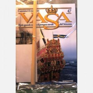 Costruisci il maestoso Vasa Coronamento C28, Listelli da 0,5 x 5 x 300 mm