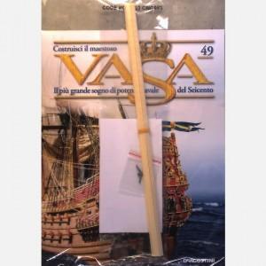 Costruisci il maestoso Vasa Figurino C32, Listelli da 0.5 x 5 x 300 mm