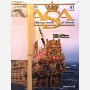 Costruisci il maestoso Vasa Decorazione C33, Listelli da 0,5 x 5 x 300 mm