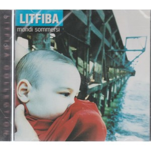 Litfiba - Mondi Sommersi (CD)