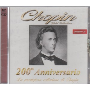 Chopin Gold Collection - 200° Anniversario (2 CD)