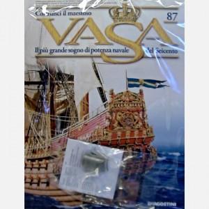 Costruisci il maestoso Vasa Pezzo in metallo C72, Pezzo in metallo C73, Decorazione C75, Decorazione C76, Decorazione C77