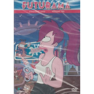 Futurama Stagione 1 Volume 3 - DVD