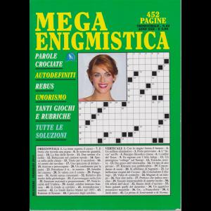 Mega Enigmistica - n. 62 - trimestrale - dicembre - febbraio 2019 - 452 pagine