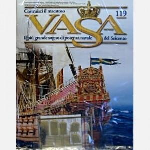 Costruisci il maestoso Vasa Decorazioni tra le porte del ponte C165, C169, Porte dei ponti