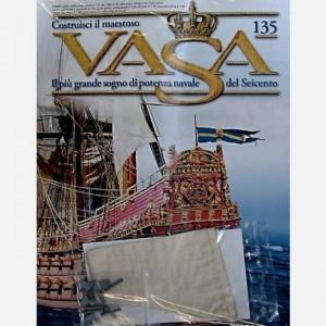Costruisci il maestoso Vasa Vela S8, Decorazioni C170, Decorazioni C171, Decorazioni C174