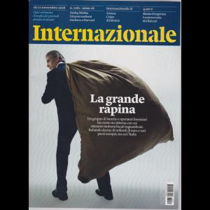 Internazionale - n. 1282 - settimanale - 16/22 novembre 2018