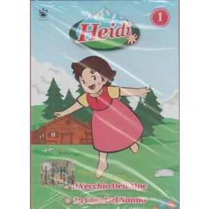 Heidi - Il vecchio dell'Alpe, In casa del Nonno #1 (DVD Video)