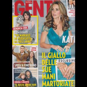 Gente - n. 47 - 24/11/2018 - settimanale