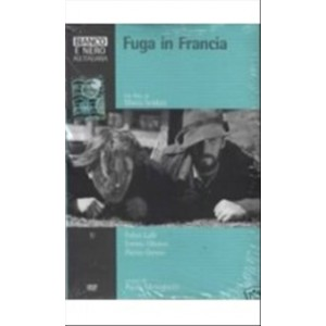 Bianco e Nero all'Italiana - Fuga in Francia - un film di Mario Soldati DVD